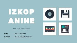 IZKOPANINE: STOPPED COUNTING